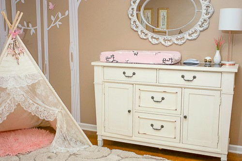 Little Girl Room Reveal Health Home And Heart