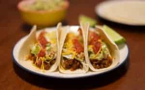 A new spin on an old favorite. Lentil Tacos! Try this healthy AND delicious recipe tonight!