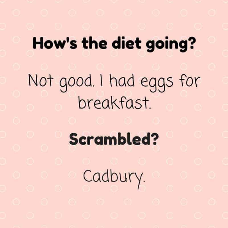 The Cadbury Creme Egg Diet