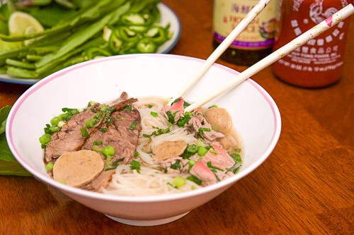 This recipe is all of the delicious flavor of authentic Vietnamese beef pho in less than half the time. Just use your instant pot and get ready for an explosion of flavor.