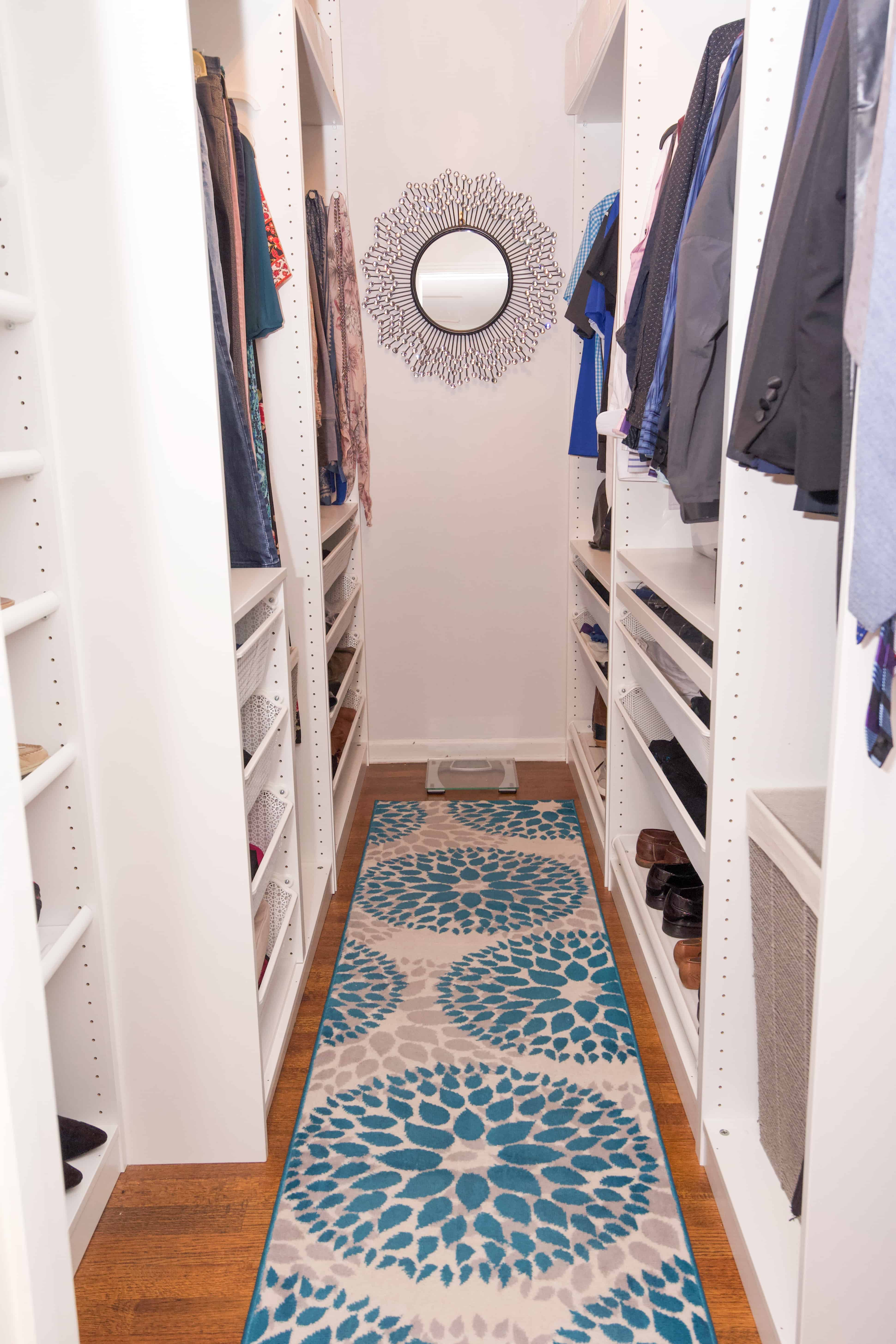 Are you debating whether a closet system is really worth it or not? Here's my opinion, two years after installing the IKEA Pax system in our master closet.