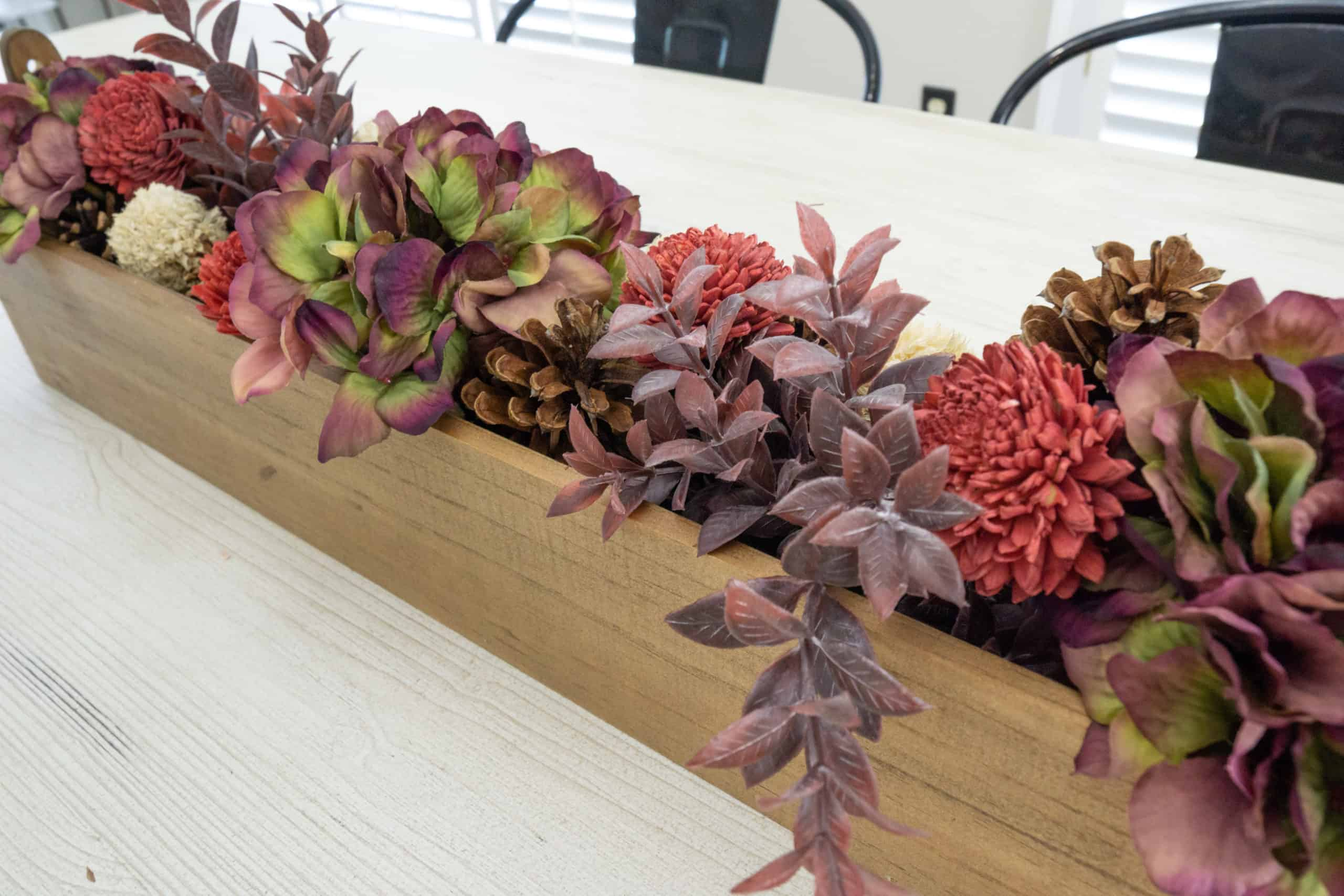 Here are 3 easy fall centerpieces to help simplify your fall decorating.