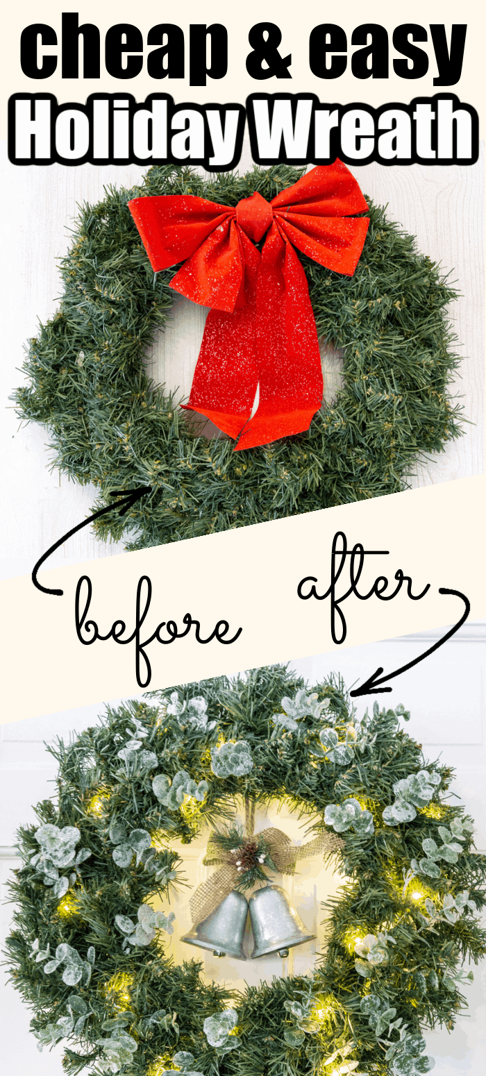 Wreaths arethe perfect touch for any style of Christmas decor.Here are some tips, as well as a step-by-step tutorial, for how to make a cheap Christmas wreath.