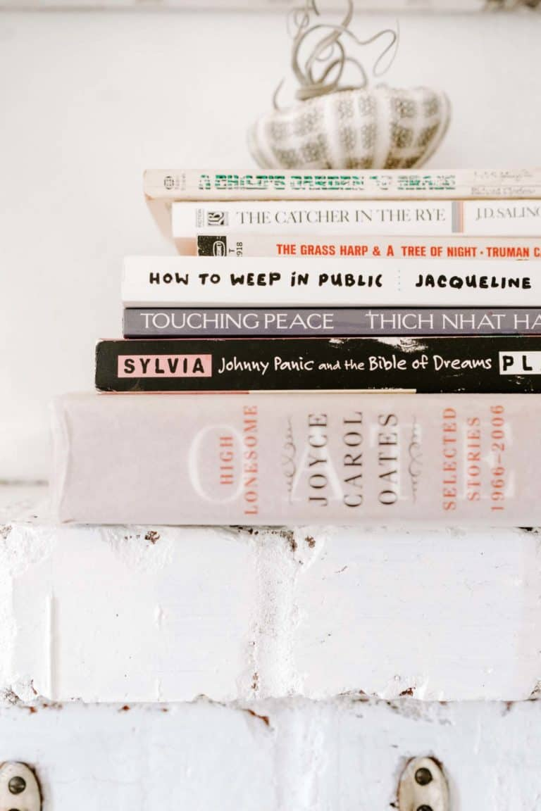 My favorite books to take on vacation